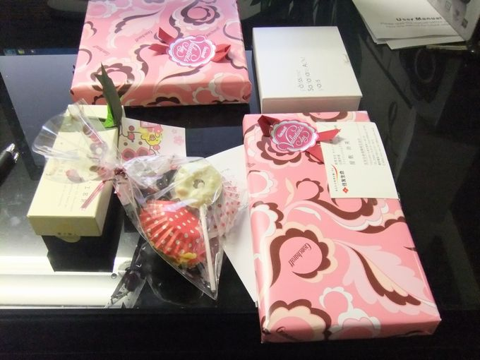 ホワイトバレンタイン (*´∇`*)